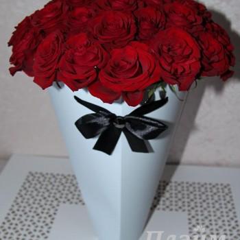 конусы-ромбы для цветов