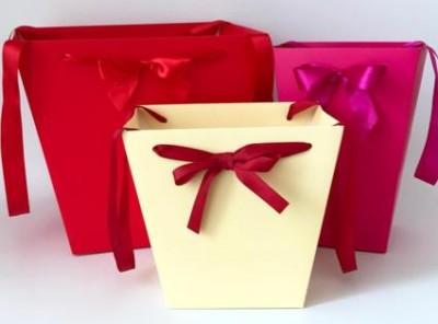 плайм пакеты, ламинированные коробки для цветов, флер де ви
